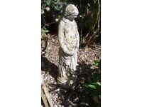 Stone statue Female