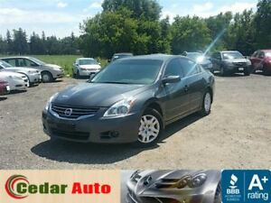 2012 Nissan Altima 2.5 S - Back to School Special