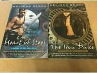 A Novel Of The Iron Seas BOOKS