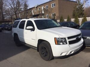 Chevrolet tahoe lt 2007 very clean