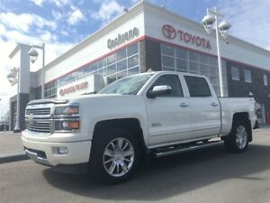 2015 Chevrolet Silverado 1500 High Country with only 29,000kms