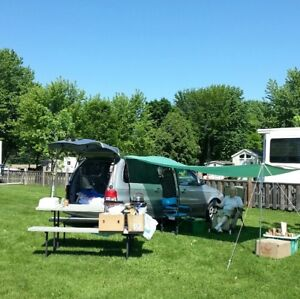 EXPERIENCED CAMPING EQUIPMENT For Sale