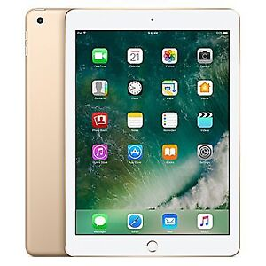 Tablet Apple iPad 9.7'' 128GB A9 WI-FI White / Gold MPGW2CL/A
