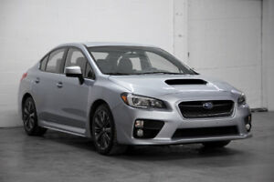 2015 Subaru WRX w/Sport-Tech Pkg / Warranty / Fully Loaded +++