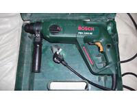 230 volt BOSCH SDS hammer drill