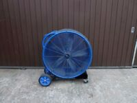 Bluemax 950 Industrial Cooling / Extractor Fan - 240v