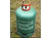 13kg Patio Calor gas bottle
