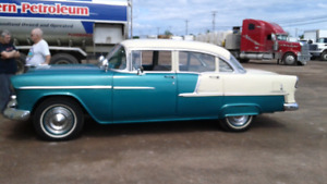 Classic  car for  sale 1955 Chevy Belair