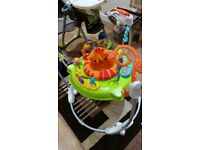 Fisher price jumperoo 20£