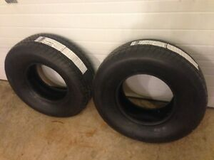 Big sticky rear tires for drag race or street rod
