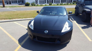 2009 Nissan 370Z Coupe (2 door)