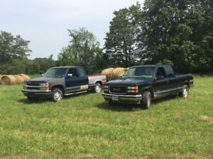 Package deal pick up trucks