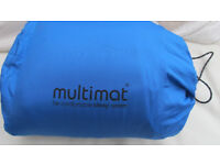 Two self inflating camping mat