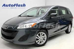 2012 Mazda MAZDA5 GS *A/C* MAGS *6-Passagers*Extra clean!*