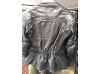 Motor Bike Leathers (Ladies) full two piece suit