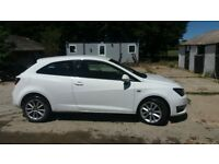 White Seat Ibiza FR *Low Mileage*