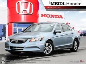 2011 Honda Accord Sedan SE $135 Bi-Weekly PST Paid