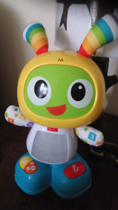 baby toy robot