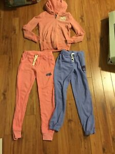 Girls roots pants and hoodie