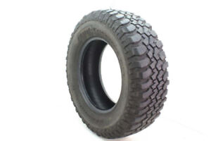 5 BF Goodrich Mud-Terrain 255 75R17 Tires