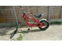 Stigray chopper bike