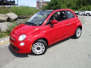 2016 Fiat 500 Pop Cabrio (POWER TOP, A/C, AUTOMATIC TRANS, ONLY