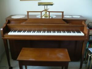 Chopin Piano - Original Owner Selling... Buyer to Move It