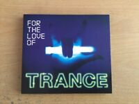 **For The Love Of Trance - Retail CD - As New**