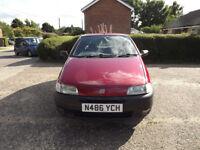 Fiat Punto 1.2 Auto £400.