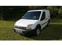 FORD TRANSIT CONNECT 2007 TESTED TILL 24th FEB 2018 GOOD RUNNER