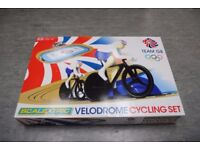 Scalextric Velodrome Cycling Set Boxed £50