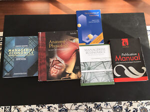 Business Textbooks and Others