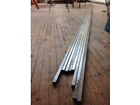 Steel Box Section - 25mm x 25mm - JOB LOT - 50m/160ft + Grab a bargain this weekend!