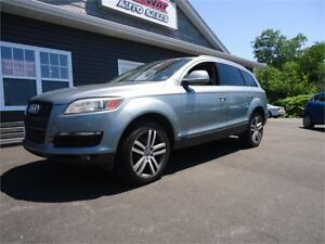 2008 Audi Q7 3.6L, 7 RIDER, REAR DVD, HOT DEAL!!