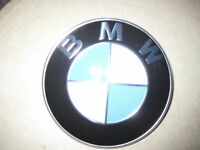 BMW bonnet badge for 3 series