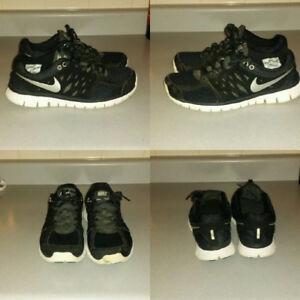 NIke dri run shoe (size 9)