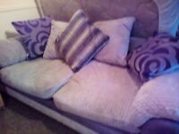 Lullaby 3 seater sofa
