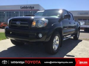 Certified 2010 Toyota Tacoma TRD Sport V6 4x4 - ONE OWNER!