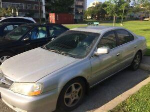 2003 Acura TL 3.2 Sedan -