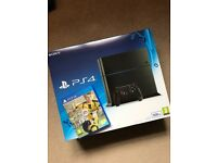 PS4 Brand new never used