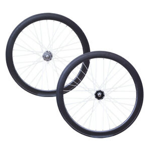 SINGLE SPEED, FIXIE-FLIP FLOP WHEELSET FRONT AND REAR COMPLETE S