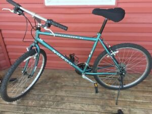 For sale Norco SL Mountaineer 21 speed bike