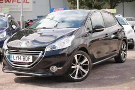 2014 Peugeot 208 1.6 e-HDi Feline 5 door EGC [Sat Nav] Diesel Hatchback