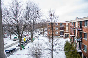 RTC / ROSEMONT Appartment 4 1/2 for rent a louer