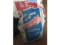 20 kg of MAPEI ultraplan renovation screed