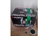 Fuji fine pix S3500