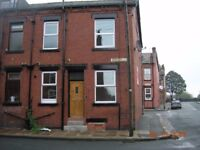 2 bedroom Unfurnished End Terraced house in Noster Place, Beeston, Leeds LS11 8QH. £500pcm