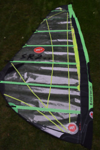 Windsurfing Sail, Hot Sails Maui SR2, 4.5m