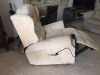 Rise Recliner Electric Chair