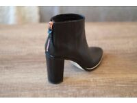Ted Baker Heeled Boots - Size 5 - Nearly New!